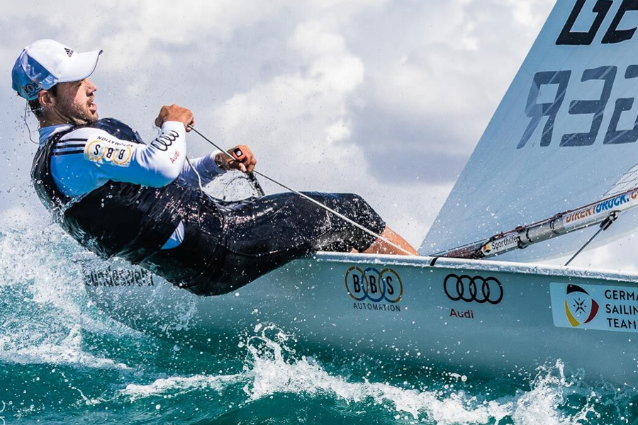 Die 2. Runde: Sailing World Cup Hyeres